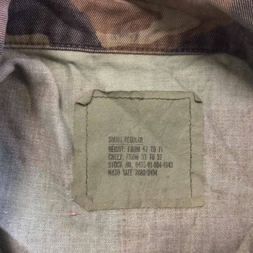 アメリカ軍 U.S.ARMY ミリタリー シャツジャケット 送料無料 S/迷彩 ウッドランド アメリカ輸入 USA アーミー  アメカジ 4ポケ 古着卸
