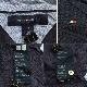TOMMY HILFIGER トミーヒルフィガー アメリカ直輸入 半袖ポロシャツ ワンポイント メンズ M/紺・ネイビー 送料無料 鹿の子 刺繍 フラッグ ブランド ゴルフ スポーツ アメカジ USA 古着卸 業販