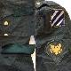 米軍 ミリタリージャケット アメリカ古着 メンズ スーツジャケット 送料無料 37/オリーブグリーン アーミージャケット 制服 ユニフォーム USA 輸入品 送料無料 金ボタン