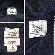 アメリカ軍 ミリタリージャケット スウィングトップ エポレット 脱着式インナー 送料無料 レディース 14L/紺・ネイビー USA直輸入 アメカジ ARMY アーミー 米軍実物 スイングトップ シンプル 古着卸 業販