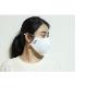 繰り返し洗って使えるエコマスク (ホワイト)