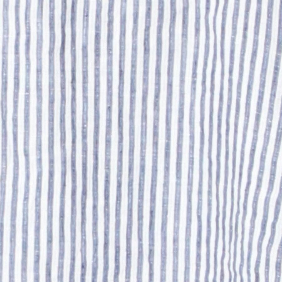 D.M.G リネンスタンドワイドシャツ