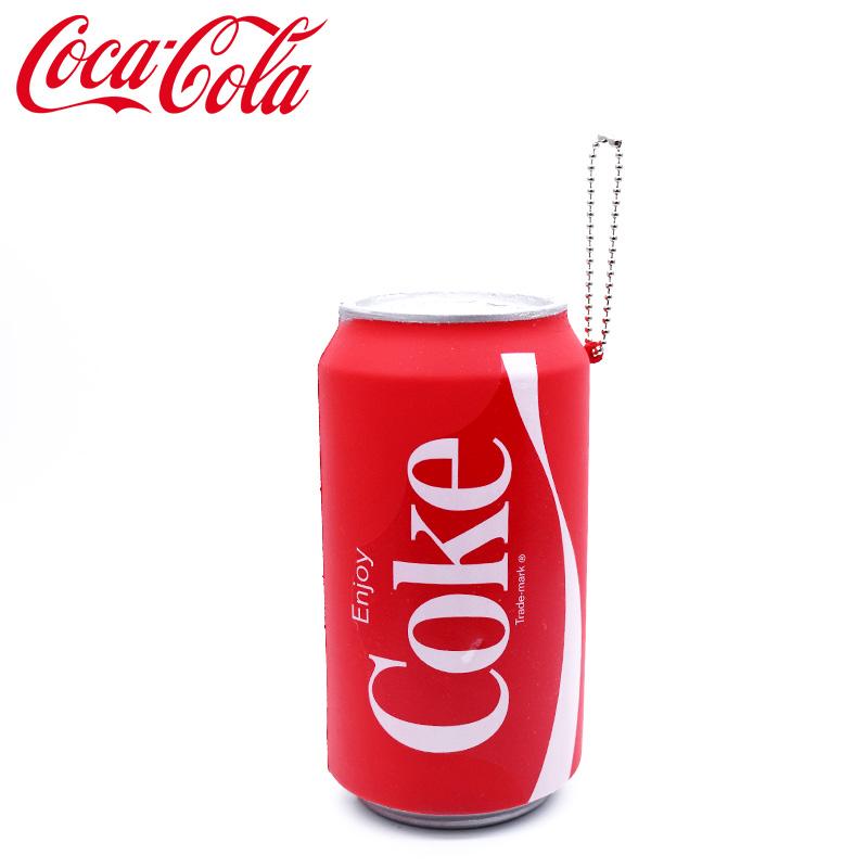 コカ・コーラ グッズ スクイーズキーチェーン レッド
