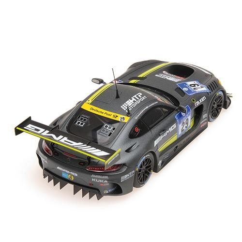 MERCEDES-AMG GT3 DER ZANDE #29 2ND 24H NURBURGRING 2016