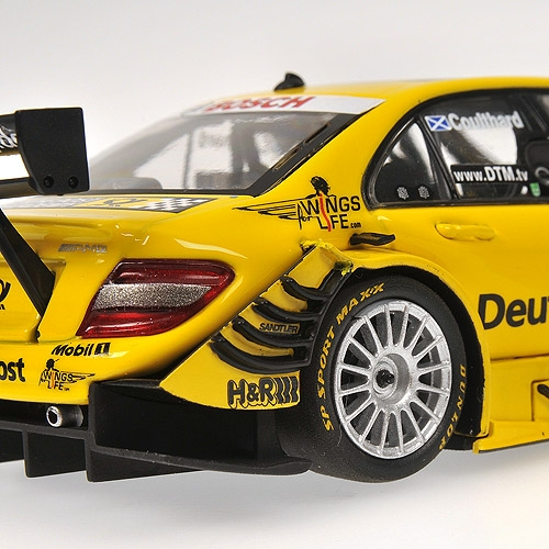 MERCEDES-BENZ C-CLASS (2008) DEUTSCHE POST AMG MB DTM 2010