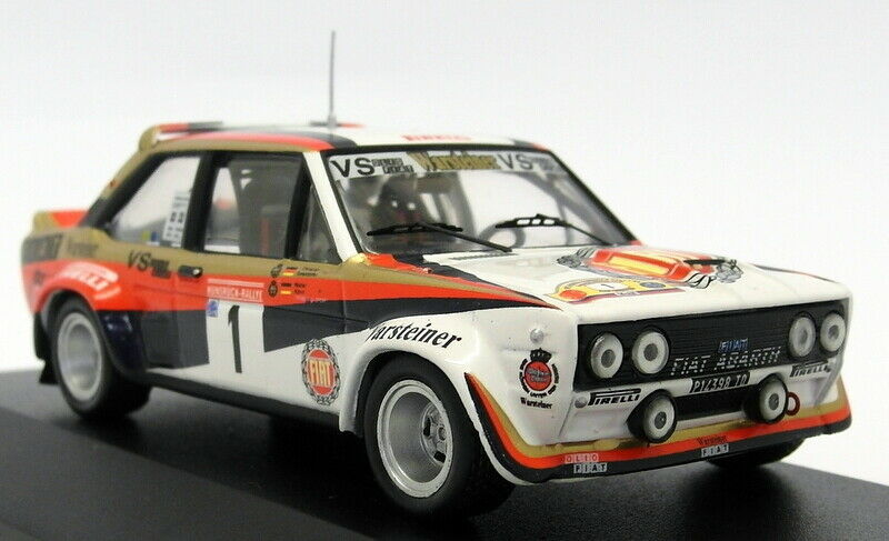 Fiat 131 Abarth Winner Hunsruck Rallye 1980