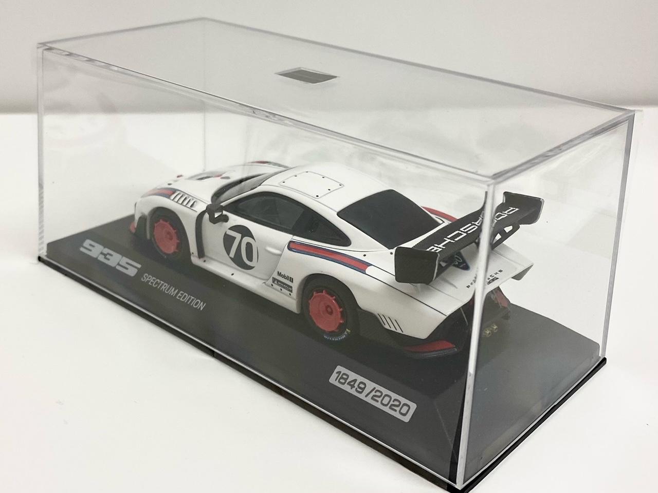 ポルシェ特注品 Porsche 935 Martini base 991 GT2 RS 2018 #70