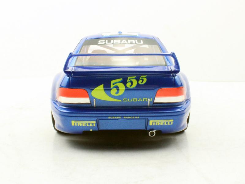 1/18 Subaru Impreza S4 #3 WRC Portugal Winner 1998