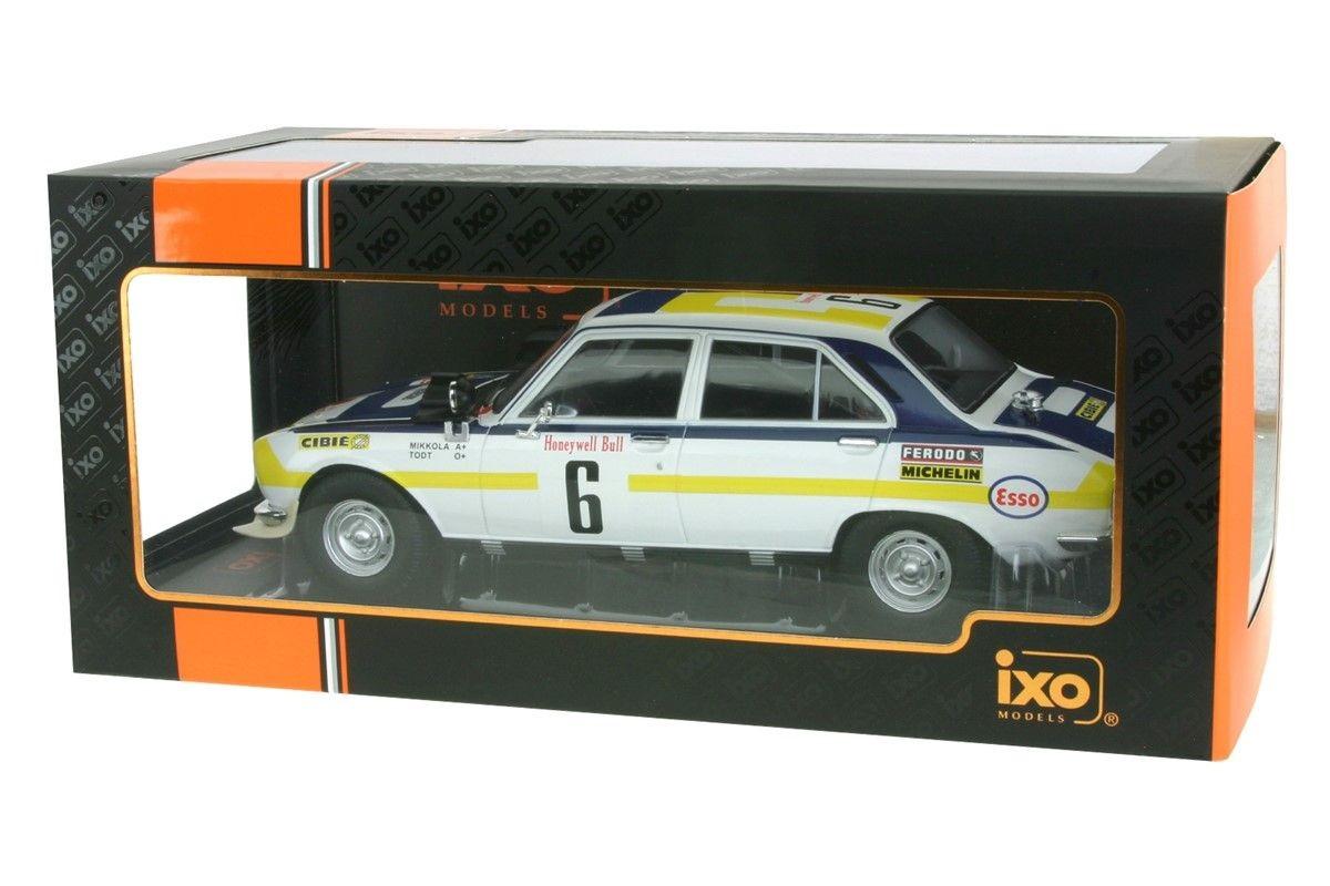 1/18 Peugeot 504 Ti - Rallye du Maroc 1975 #6