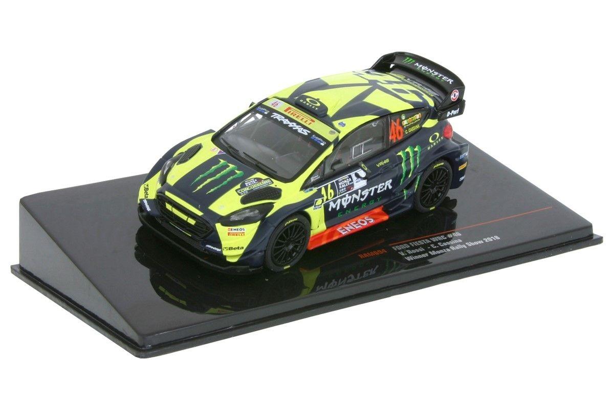 Ford Fiesta WRC - Monza Rally Show 2018 #46