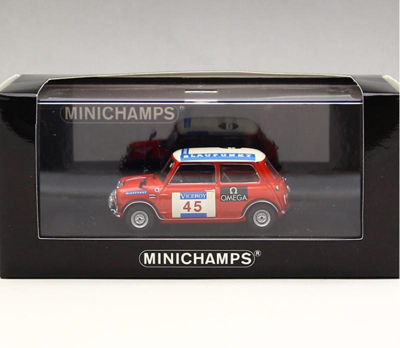 Mini Cooper MK I Rally 1000 Lakes 1966