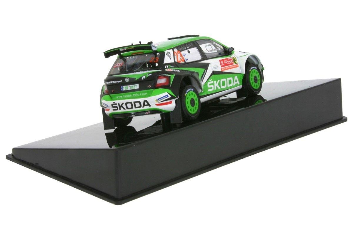 Skoda Fabia R5 Evo 2 - Rally Portugal 2019 #23