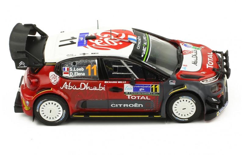 CITROEN C3 WRC #11 Rally Tour de Mexico 2018