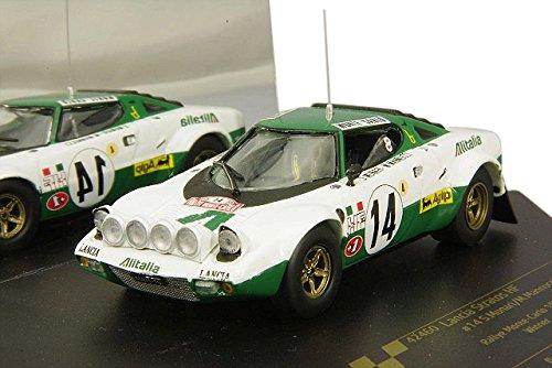 LANCIA Stratos HF #14 Winner Monte-Carlo 1975