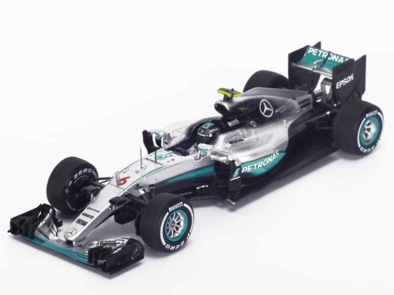 Mercedes F1 W07 Hybrid n.6 Winner Australian GP 2016