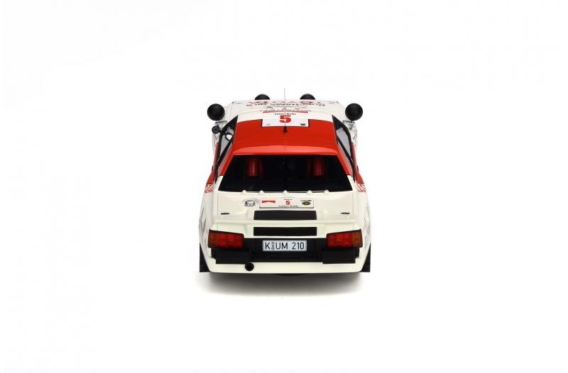 1/18 Toyota Celica Twin Cam Groupe B Safari Rally 1984 #5