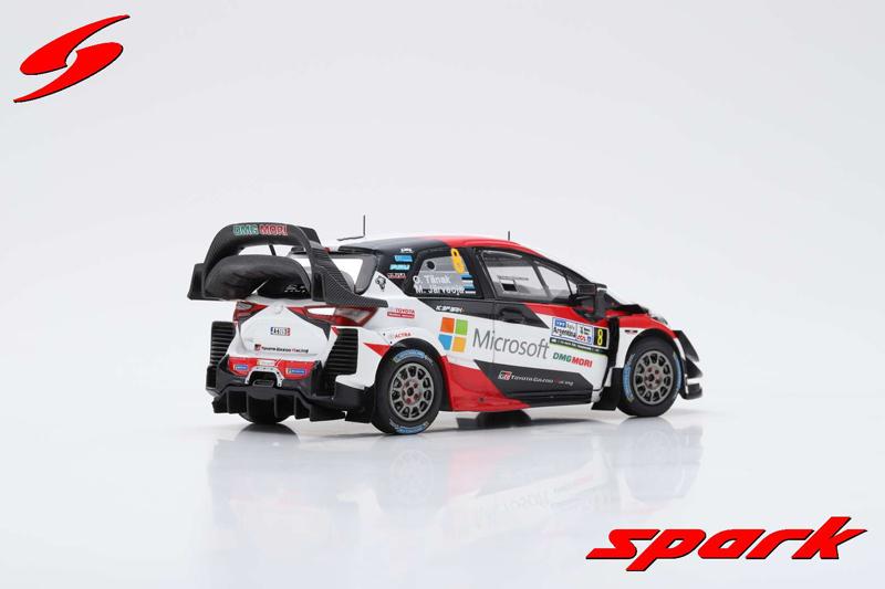Toyota Yaris WRC Rallye Argentinien 2018 #8