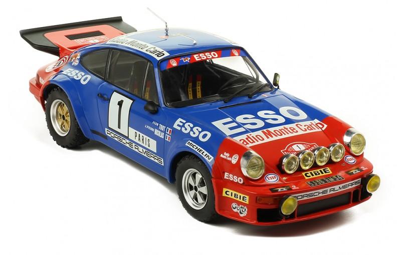 1/18 PORSCHE 911 Carrera RS Gr. 4 #1 Rally Monte-Carlo 1979