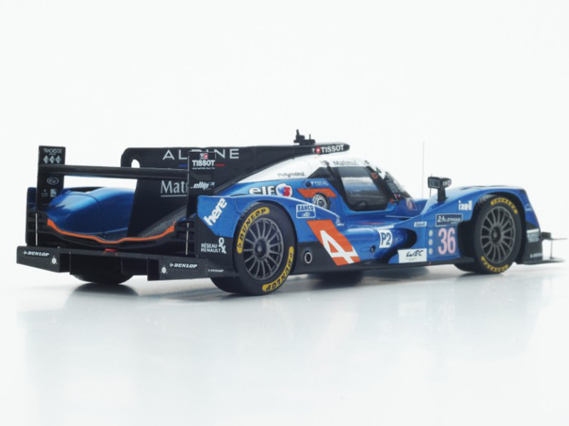 Alpine A460 - Nissan n.36 LMP2 Winner LM P2  - Signatech Alpine