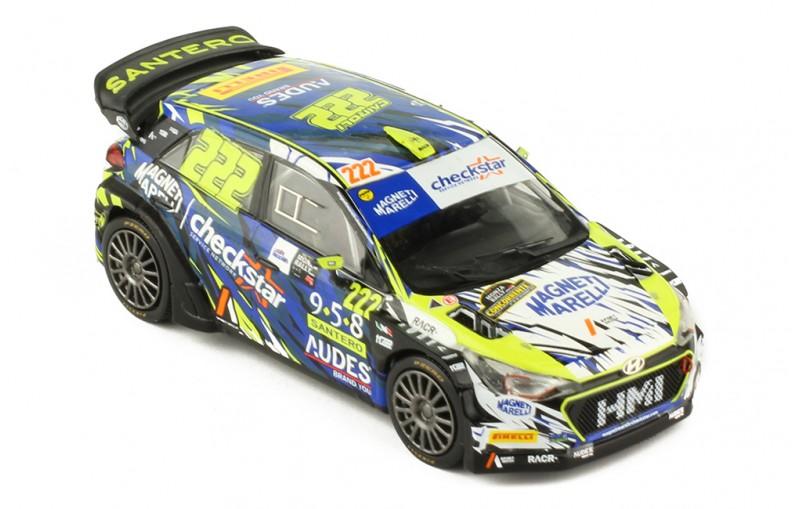 HYUNDAI NGi20 WRC # 222 Monza Rally Show 2018