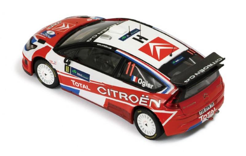 Citroen C4 WRC #11 Rally Ireland 2009