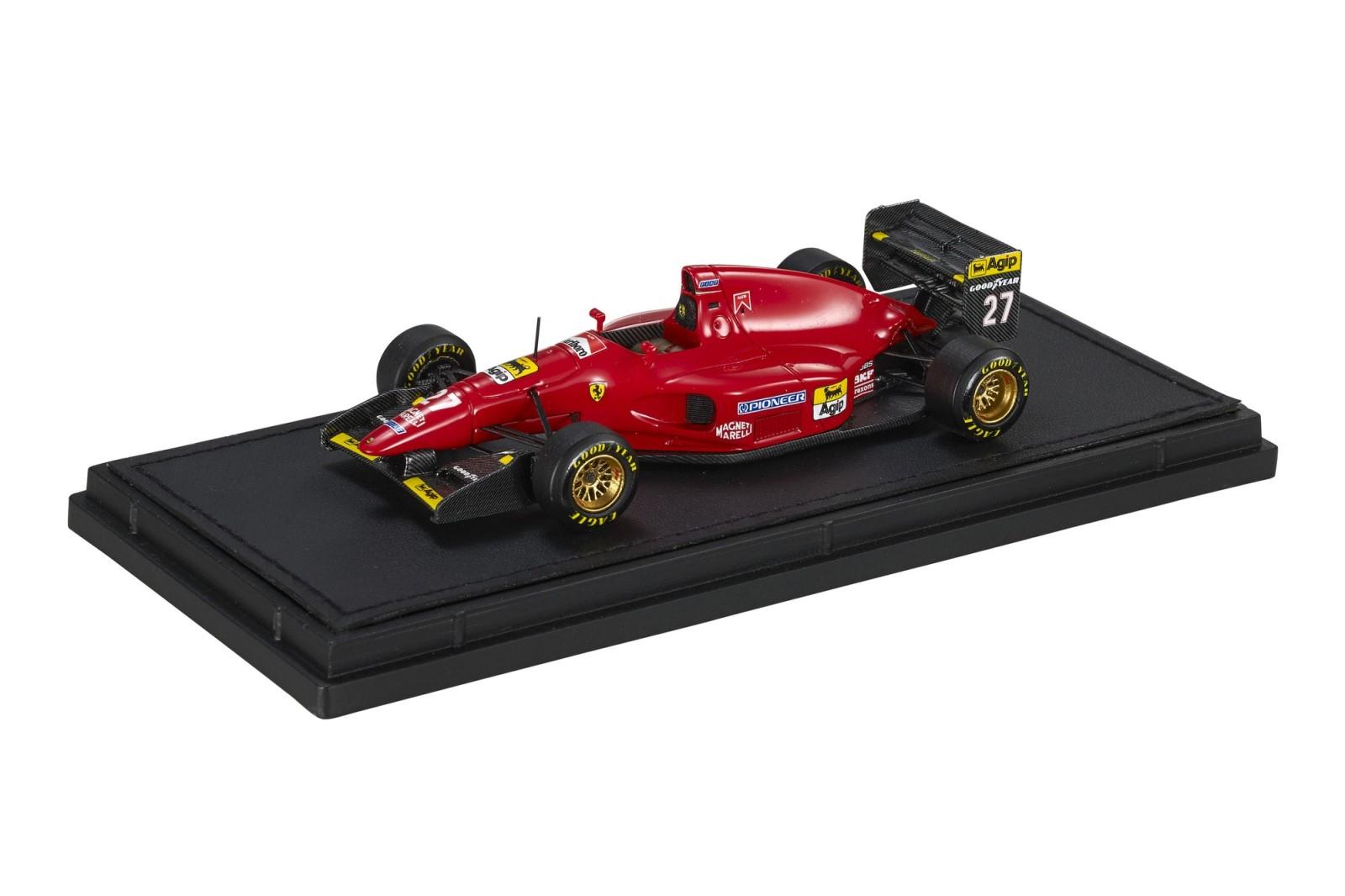 Ferrari 412 T1 #27