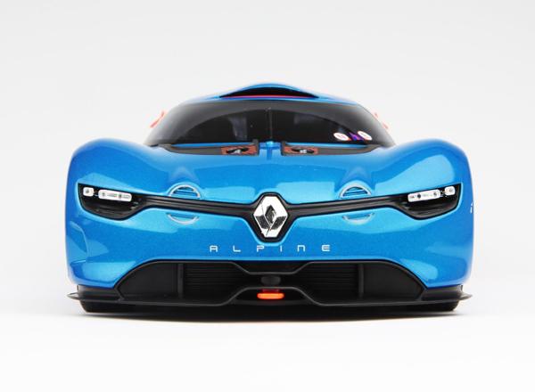 1/18 Alpine Renault A110-50 2012