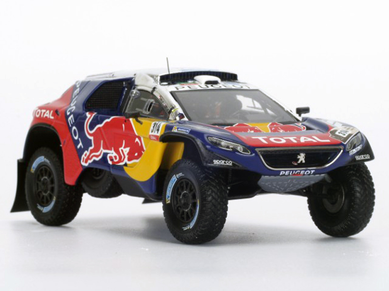 Peugeot 2008 DKR n.314 9th Rallye Dakar 2016