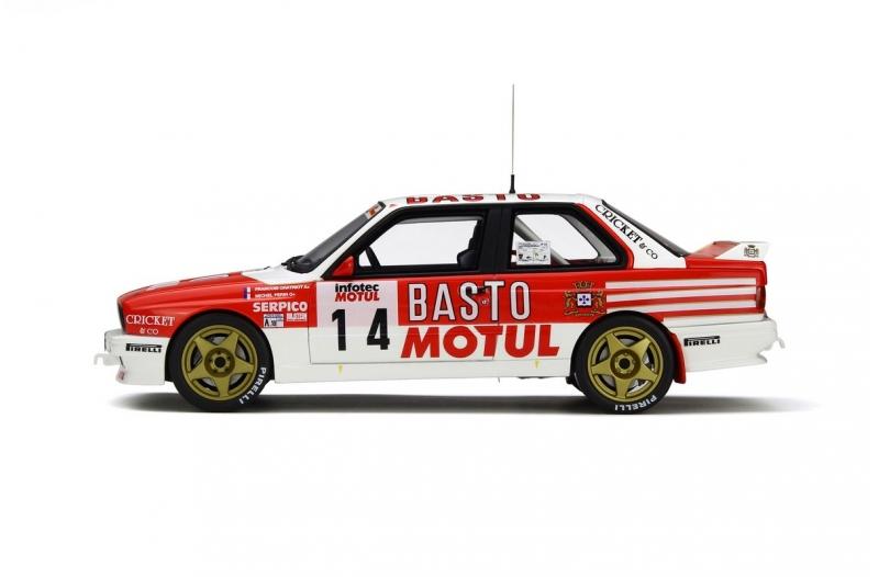 1/18 BMW M3 E30 Tour de Corse 1989 #14
