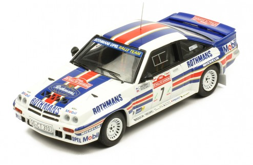 Opel Manta 400 #7 Rally San Remo 1983