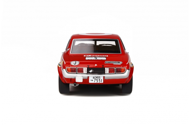 1/18 Toyota Celica 1600 GT TA22 RAC 1973
