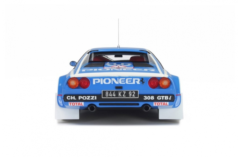 1/18 Ferrari 308 GTB Groupe B