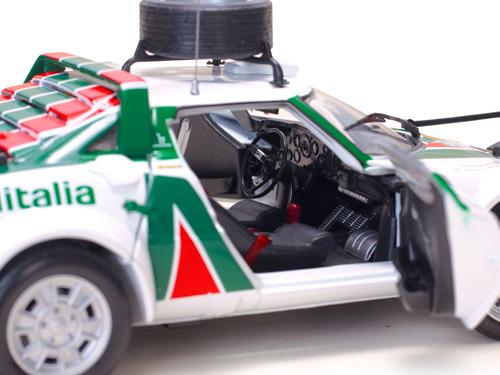 1/18 Lancia Stratos HF Rally #1
