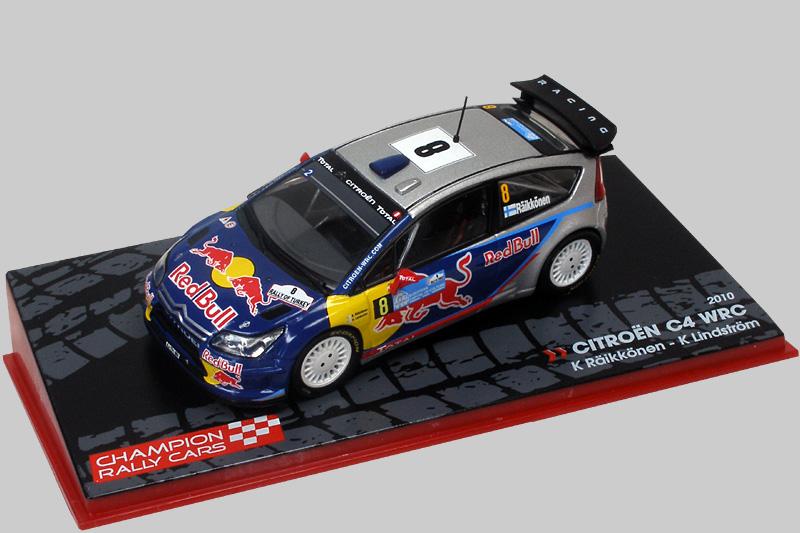 Citroen C4 WRC #8