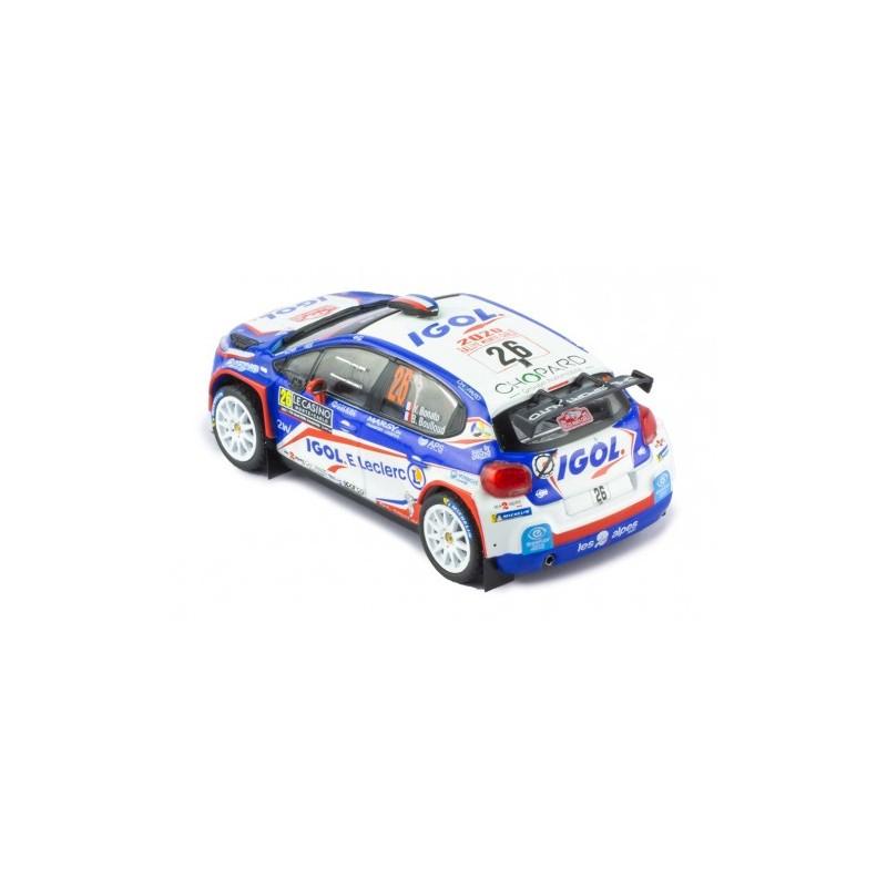 Citroen C3 R5 26 Rallye Monte Carlo 2020