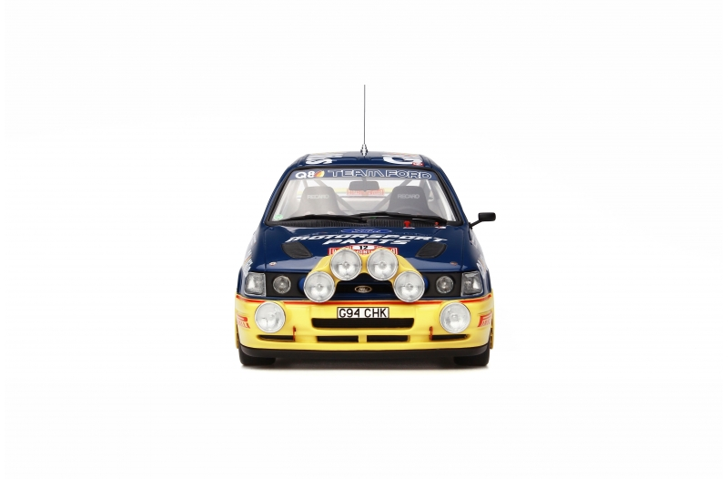 1/18 Ford Sierra 4X4 Monte Carlo #12