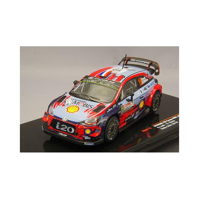 Hyundai i20 WRC #19 Rallye du Chili 2019