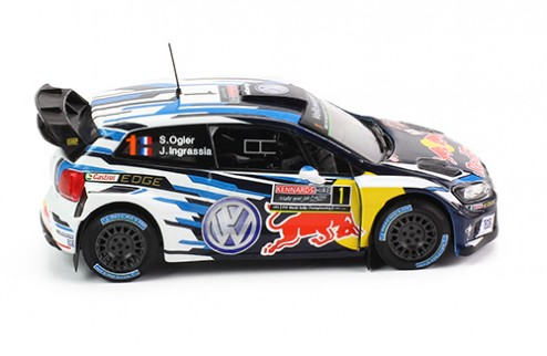 VW Polo R WRC #1 Rally Australia 2016 (World Champion)