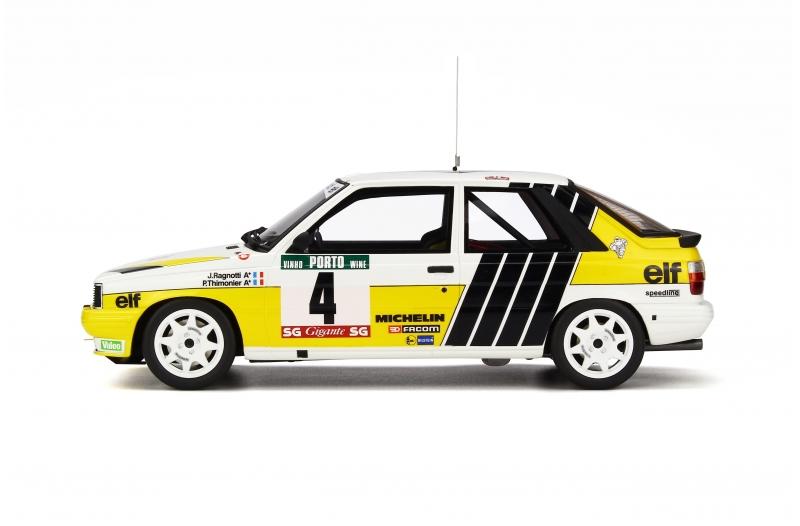 1/18 Renault R11 Turbo #4 Rallye du Portugal