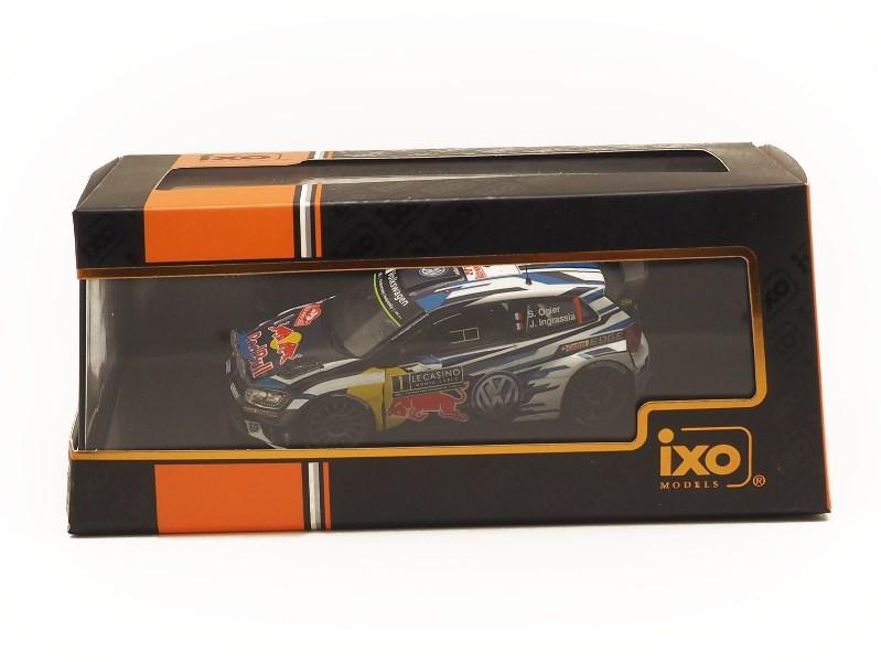 VW Polo R WRC #1 2016 Rally MonteCarlo Winner S.Ogier