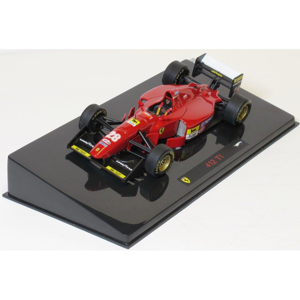 Ferrari 412 T1German F1 GP 1994 #28