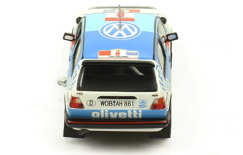 VOLKSWAGEN Golf GTI 16V #8 Safari Rally 1987