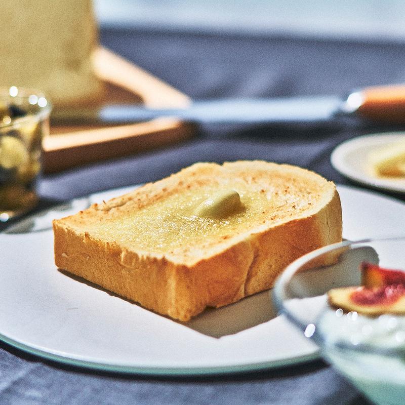 焼いておいしい トースト#スチパン