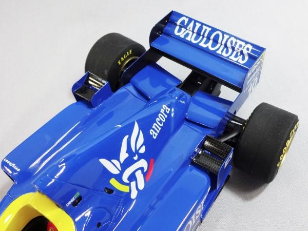 1/20 Ligier JS43 Japan GP 1996 <br>FS MODEL【Multimedia Kit】