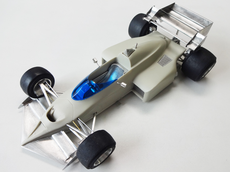 1/20 BT53 British GP 1984<br>STUDIO27 【Mutimedia Kit】