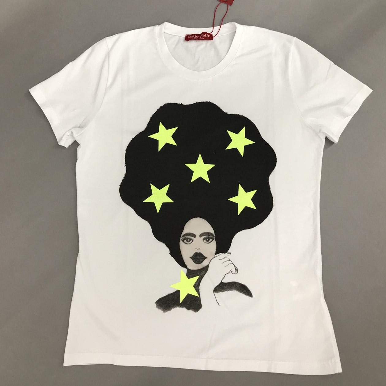CORSO ROSSO / Tシャツ