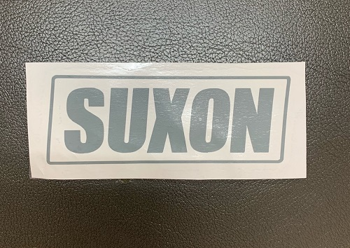 SUXONステッカー 【パターン8】