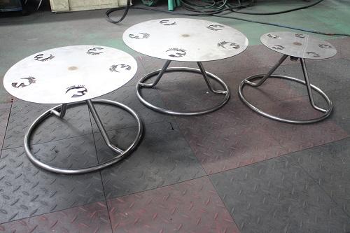 SUXON BASE 回転テーブル(ステンレス)