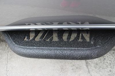 トヨタ ハイラックス 車検対応サイドステップ【型式:QDF−GUN125】