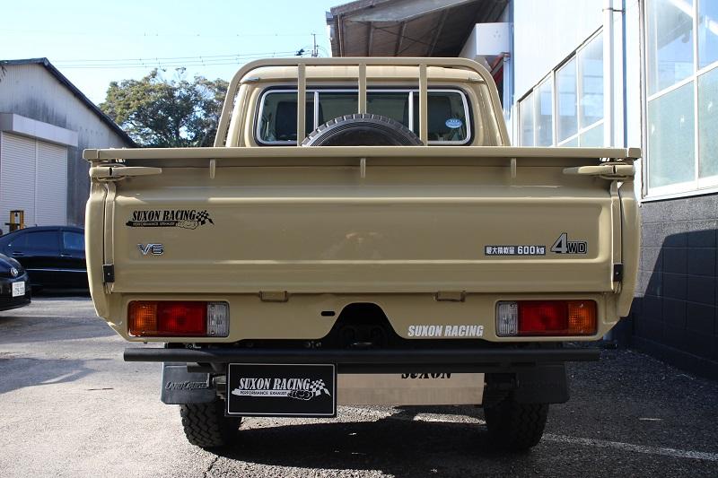 【車輌販売】 ランドクルーザー70 ピックアップ 【型式:GRJ79K】